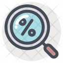 Search Find Discount Icon