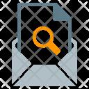 Search File Attachment Icon