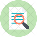 Search Analysis Report Icon