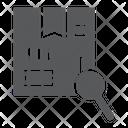 Search Cargo Service Icon