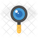 Search Survey Monitoring Icon