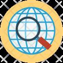 Search International Way Icon