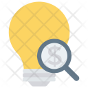 Search Idea Creativity Icon