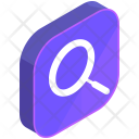 Search Tool Magnifier Icon
