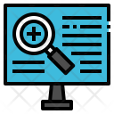 Search Magnifyer Glass Icon