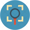 Search Target Research Icon