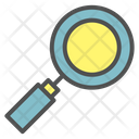 Search Find Magnifying Glass Icon