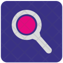 Search Hand Mirror Icon