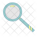Search Tool Magnifying Icon