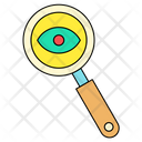 Search Magnifying Galss Icon
