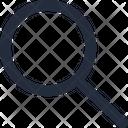 Control Search Bar Icon