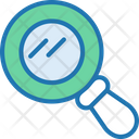 Search Find Analysis Icon
