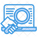 Search Fixed Device Icon