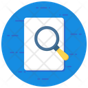 Search Content Search Document Search Paper Icon