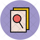 Search Document View Icon