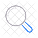 Search Magnifier Glass Icon