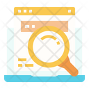 Engine Optimization Marketing Icon
