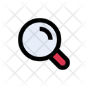 Search Magnifier Browser Icon
