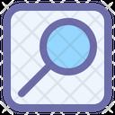 Search Internet Engine Icon