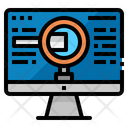 Search Computer Find Icon