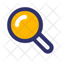 Magnifying Glass Search Find Icon