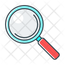Magnifier Magnifying Search Icon
