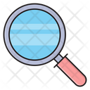 Search Glass Find Icon