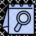 Search Ascertain Ransack Icon