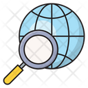 Search Global Browser Icon