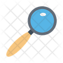 Search Glass Magnifier Icon