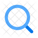 Search Find Zoom Icon