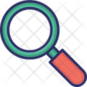 Search Engine Search Magnifier Icon