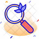 Search Organic Search Magnifying Glass Icon