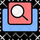 Search Exploration Find Icon