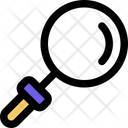 Search Zoom Glass Icon