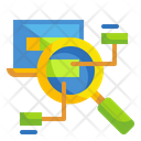 Search Research Browser Icon