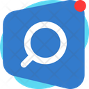 Search Find Magnifier Icon