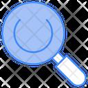 Scan Magnifying Lense Icon