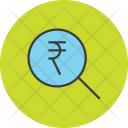 Search Magnify Funds Icon