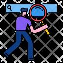 Search Internet Web Icon
