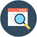 Search Web Website Icon
