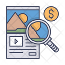 Advertising Site Search Icon
