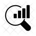Graph Chart Case Icon