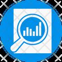 Graph Chart Analysis Icon