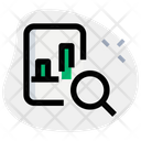 Search Analysis Icon