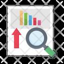 Graph Report Search Icon