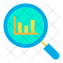 Analytics Analysis Bargraph Icon