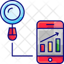 Search Analytics Icon