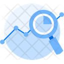 Analytics Diagram Graph Icon