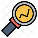 Analysis Examination Scrutiny Icon